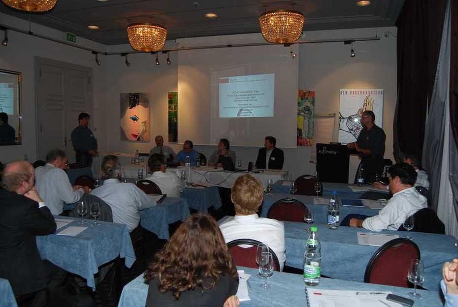 SCIA Education Day September 2009