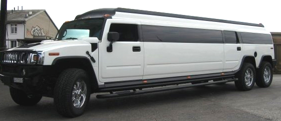 23_Hummer Stretch Limousine