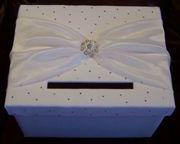 Custom Wedding Gift Card Box