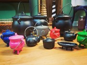 Cast Iron Cauldrons