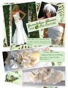 Sculptured Belt, bridal accessories:
