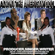 AZONA THA AMERICAN IDOL
