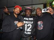 A.P.G. , Mike Feez(Hustle Gang/Hash Money), & Miles J.