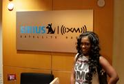 Bella Nae at Sirius radio