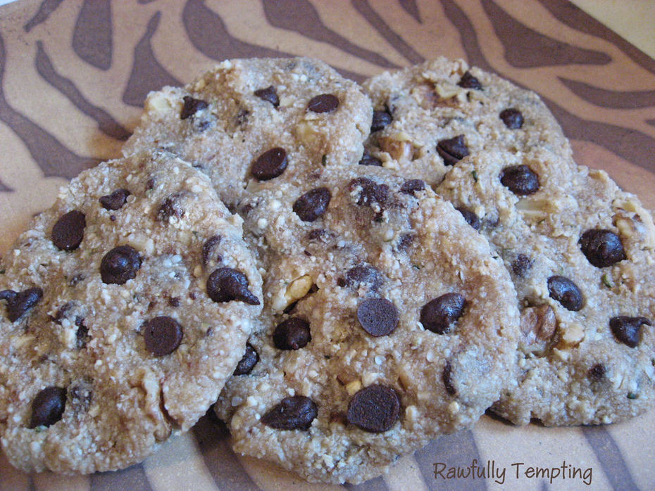 cookies - choc chip