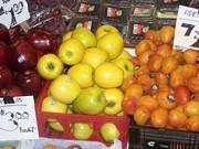 Fruit Stand @ Soulard Farmer's Market