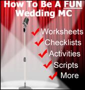Wedding MC - Wedding Reception