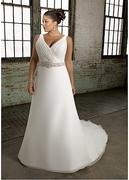 Plus Size Wedding Dresses | Darius Cordell Fashion Ltd | Bridal Gowns