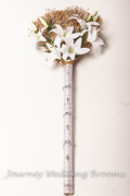 "The ""God is Love"" Journey Broom! One of our best sellers!"