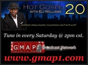 Hot Gospel Top 20 weekly Countdown