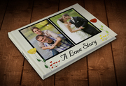 A Love Story Photobook