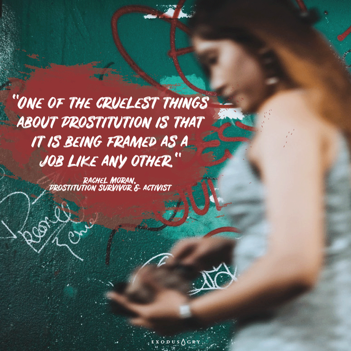 Cruelest thing about prostitution