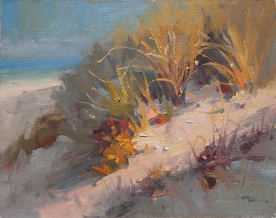 "Sunset Dunes - 8x10"" SOLD"