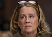 Dear Christine Blasey Ford: you are a welcome earthquake