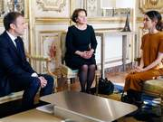 France pledges to take in 100 Yazidi women