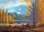 "Lake Wanaka 8x10"" SOLD"