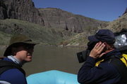 Shooting on the Owyhee River