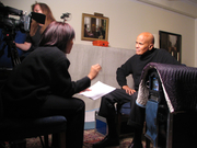 Harry Belafonte Interview