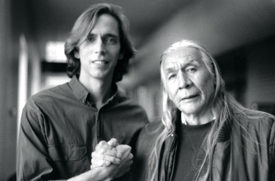 Kristian & Floyd Red Crow Westerman