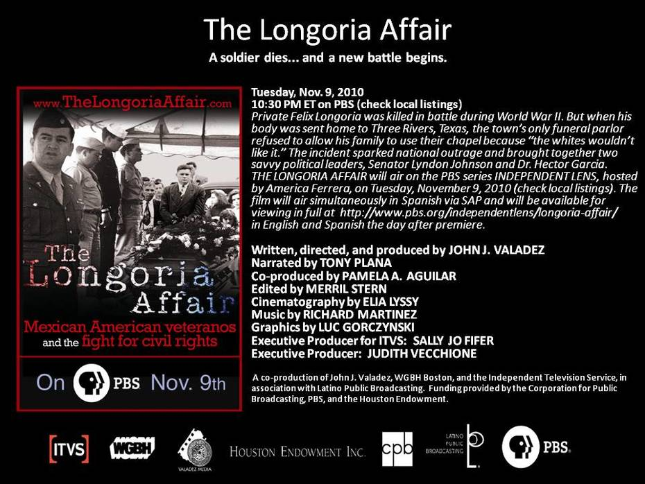 The Longoria Affair e-postcard