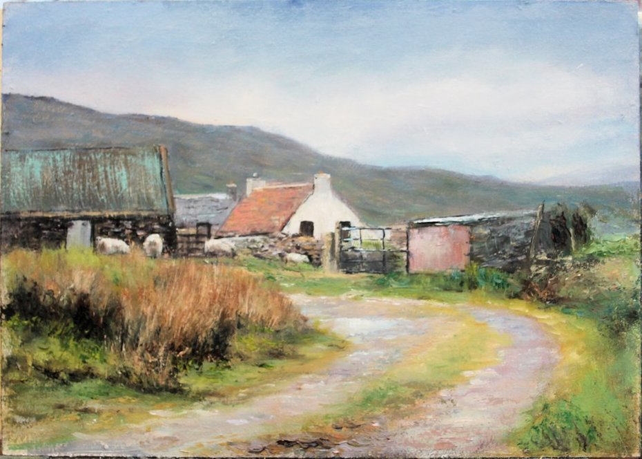 Farm   Feochanach, Dingle Peninsula