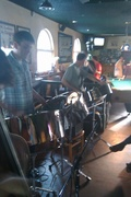 Trini Pans invade the Irish Bar