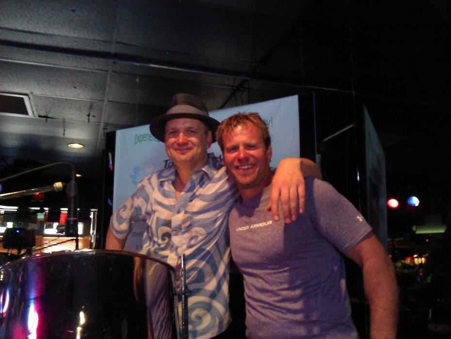 Caribbean Sundays with Ian Dobson at the Buzz Inn, Lake Stevens
