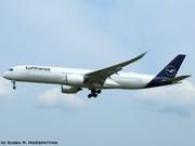 D-AIXI Lufthansa Airbus A350-941 EDDM