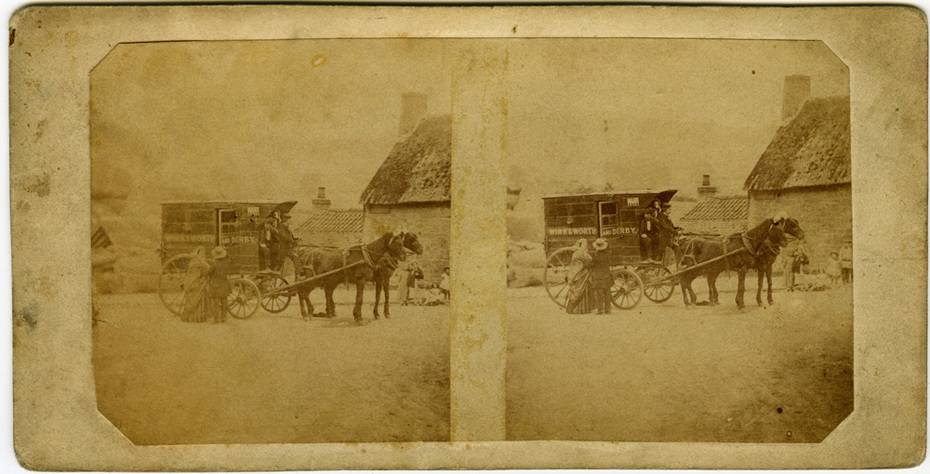 The Wirksworth Coach (stereo)