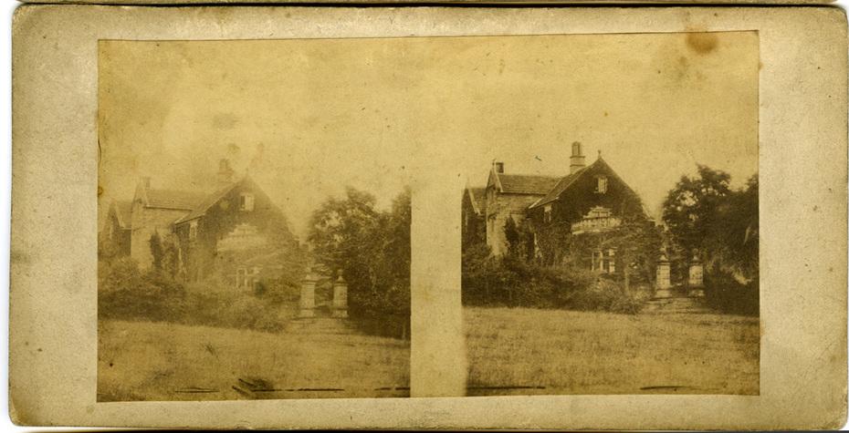 Lea Hurst, home of Florence Nightingale