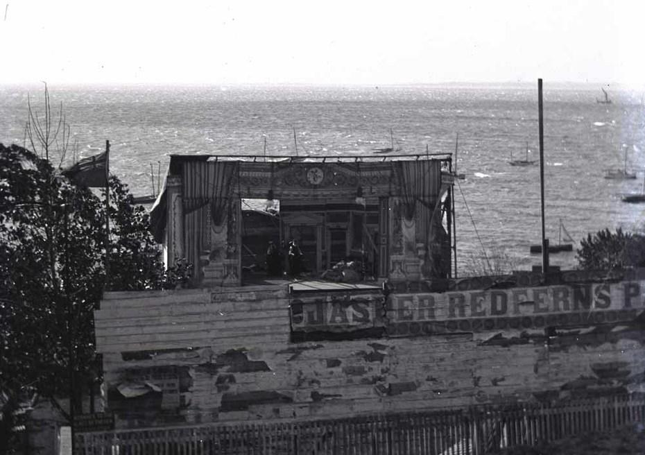Jasper Redfern's Palace by the Sea