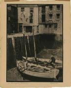 R. H. Marsh, In Mevagissey Harbour