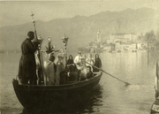 Alexander Keighley, To the Sacred Isles, Orta, Italy,