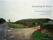 Visualising the Rural
