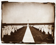 Collection Post Cemetery, Ypres, Belgium