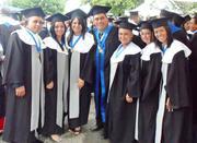Solemne Acto de Grado de Licenciados en Ciencias de la Información