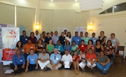 Foto del equipo del Proyecto FORTA, Taller de Inducción Tela, Honduras 2015