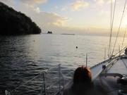 Kveldsstemning i Karibien