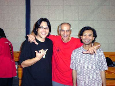 Uncle Bill, Guru Danny and Me