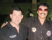 GM Vince Palumbo with the late great GM Roland Dantes