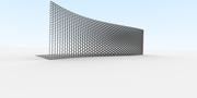 Weaving wall