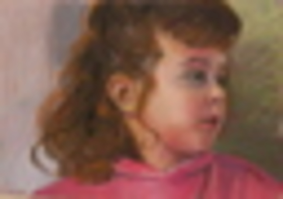 Portrait of Sophie