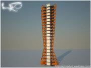 Estructura de la torre