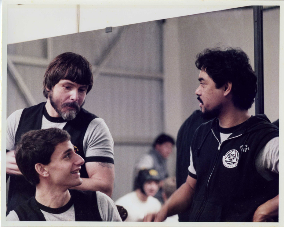 Lucaylucay Kali-JKD: Barry, David and Ted, CA 1983