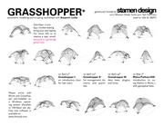 Grasshopper Workshops in SF
