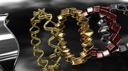 "GJD 060 Ring, the ""Scrunchy"""