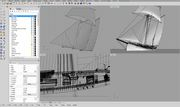 grasshopper generated sails
