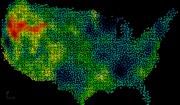 COLOUR density