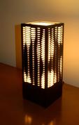 Hex Field Lamp