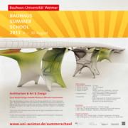 Bauhaus Summer School 2013 - Force Based Design